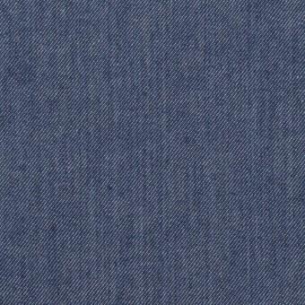 コットン×無地(インディゴブルー)×ダンガリー サムネイル1
