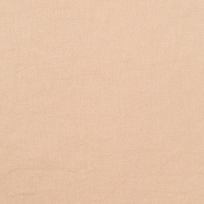 ポリエステル×無地(サーモンピンク)×サテンワッシャー_全3色 イメージ1