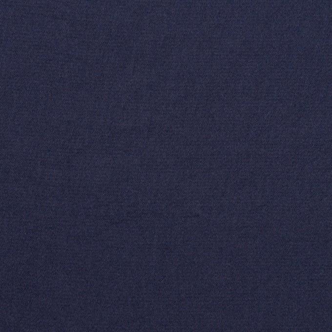 ポリエステル×無地(ネイビー)×サテンワッシャー_全3色 イメージ1