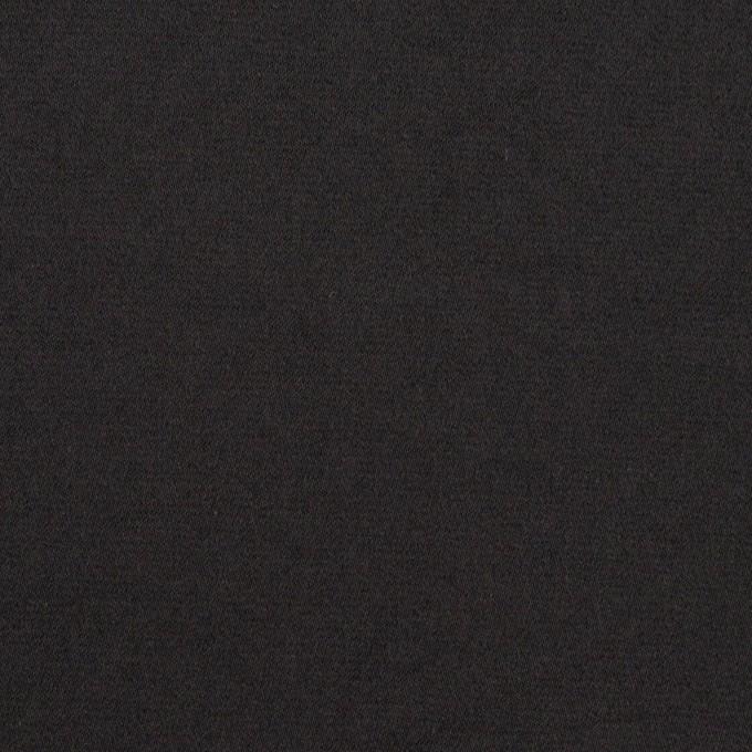 ポリエステル×無地(ブラック)×サテンワッシャー_全3色 イメージ1