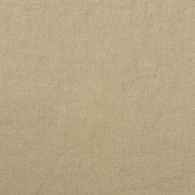 ポリエステル×無地(カーキ)×サテンワッシャー_全2色 イメージ1