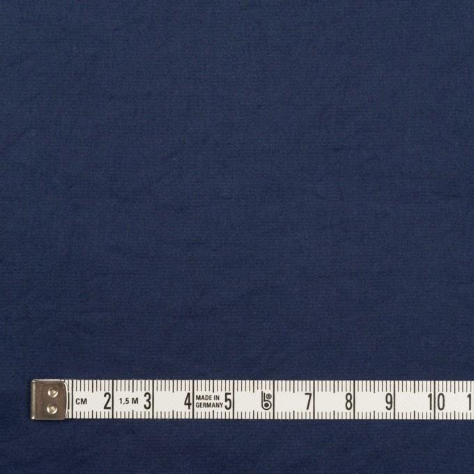 ポリエステル×無地(プルシアンブルー)×サテンワッシャー_全2色 イメージ4