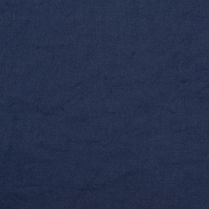 ポリエステル×無地(プルシアンブルー)×サテンワッシャー_全2色 イメージ1