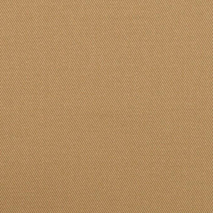コットン×無地(オークル)×チノクロス イメージ1