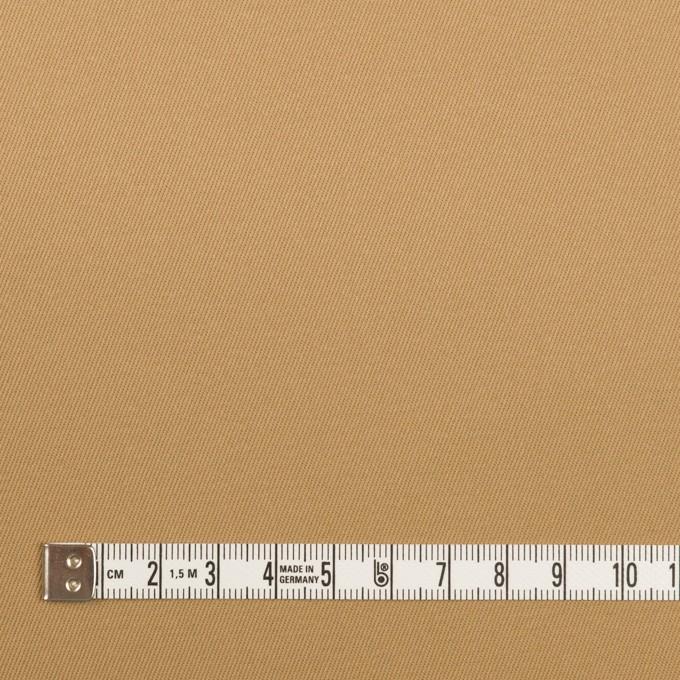 コットン×無地(オークル)×高密チノクロス_全3色 イメージ4