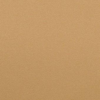 コットン×無地(オークル)×高密チノクロス_全3色