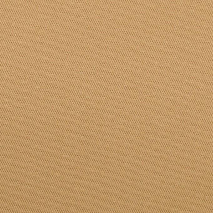 コットン×無地(オークル)×高密チノクロス_全3色 イメージ1