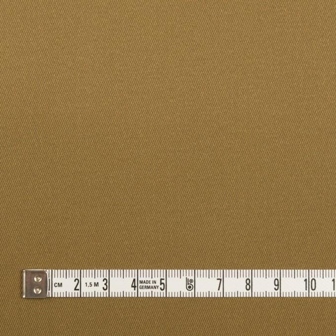 コットン×無地(カーキ)×高密チノクロス_全3色 イメージ4