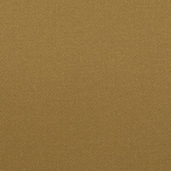 コットン×無地(カーキ)×高密チノクロス_全3色