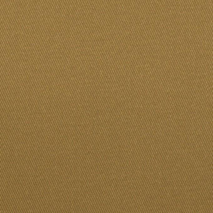 コットン×無地(カーキ)×高密チノクロス_全3色 イメージ1