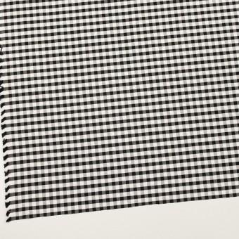 コットン×チェック(ブラック)×オックスフォード サムネイル2