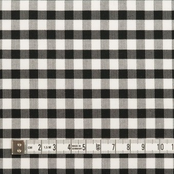 コットン×チェック(ブラック)×オックスフォード サムネイル4
