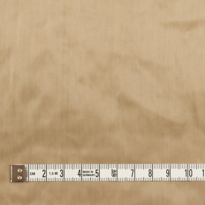 ポリエステル×無地(ブロンズ)×オーガンジー・ワッシャー_全4色 イメージ4