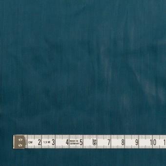 ポリエステル×無地(バルビゾンブルー)×オーガンジー・ワッシャー_全4色 サムネイル4