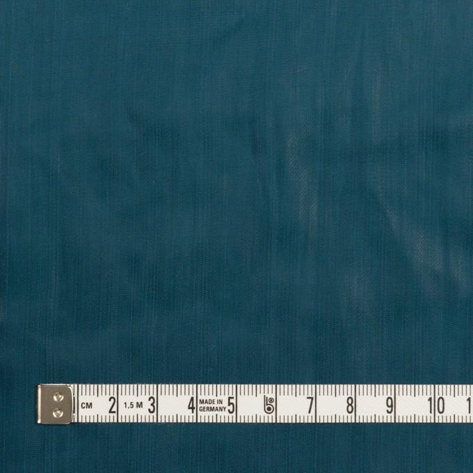 ポリエステル×無地(バルビゾンブルー)×オーガンジー・ワッシャー_全4色 イメージ4
