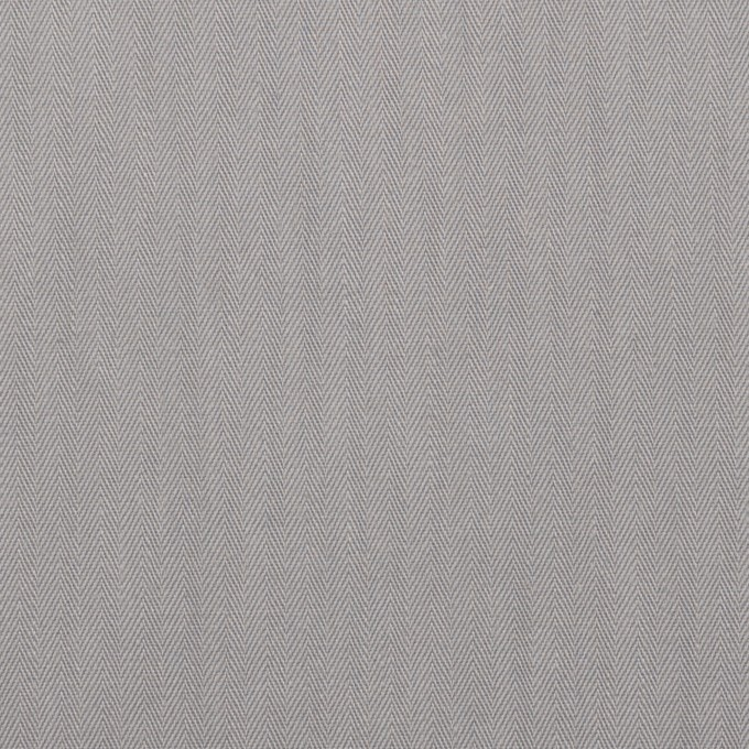 コットン×無地(スチールグレー)×ヘリンボーン イメージ1