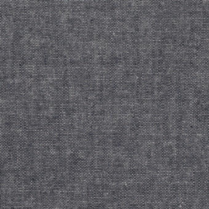 コットン×無地(インディゴ)×ダンガリー・ワッシャー_全2色 イメージ1