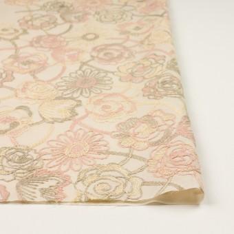 コットン×フラワー(エクリュ)×ローン刺繍 サムネイル3