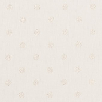 コットン×ドット(オフホワイト)×ローン_全2色