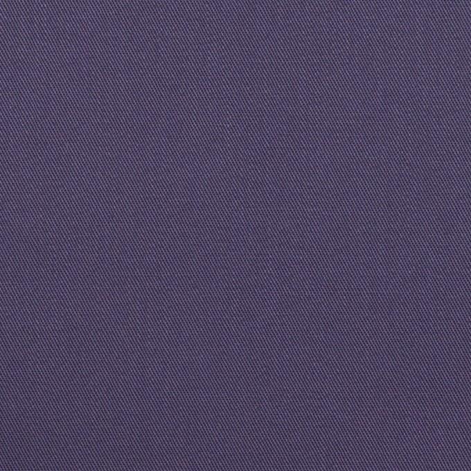 コットン×無地(グレープ)×サージ_全6色 イメージ1