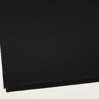 コットン×無地(ブラック)×サージ_全6色 サムネイル2