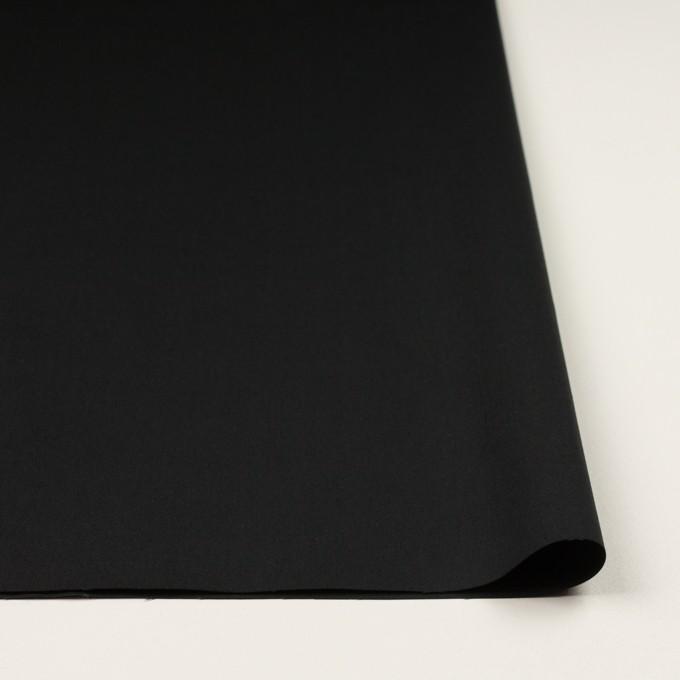 コットン×無地(ブラック)×サージ_全6色 イメージ3