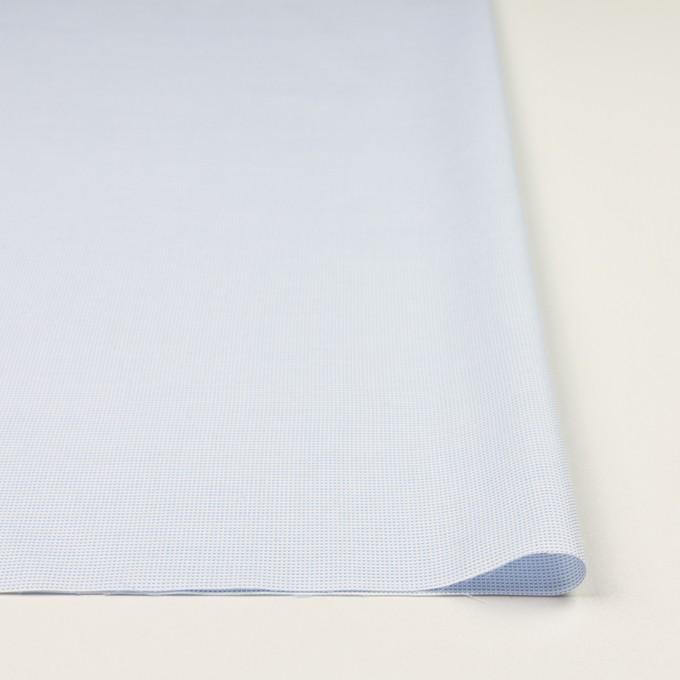 コットン×ミックス(サックス)×斜子織_全2色 イメージ3