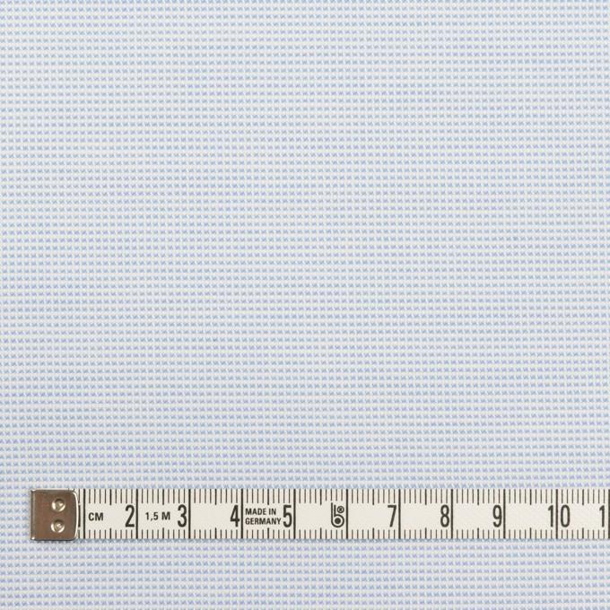 コットン×ミックス(サックス)×斜子織_全2色 イメージ4