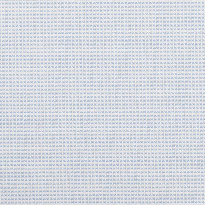 コットン×ミックス(サックス)×斜子織_全2色 イメージ1
