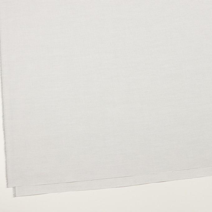 コットン×ミックス(グレー)×斜子織_全2色 イメージ2