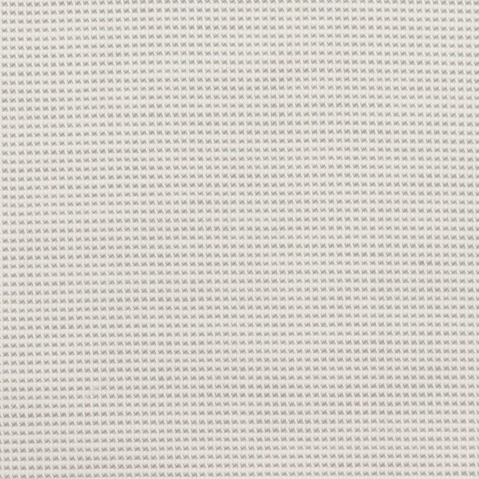 コットン×ミックス(グレー)×斜子織_全2色 イメージ1