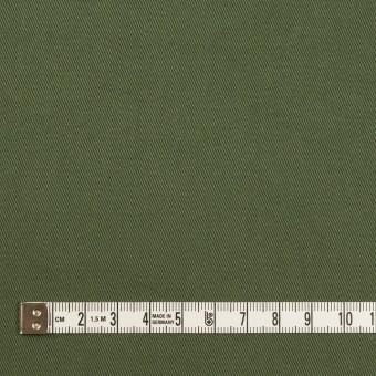 コットン×無地(カーキグリーン)×チノクロス・ワッシャー_全3色 サムネイル4