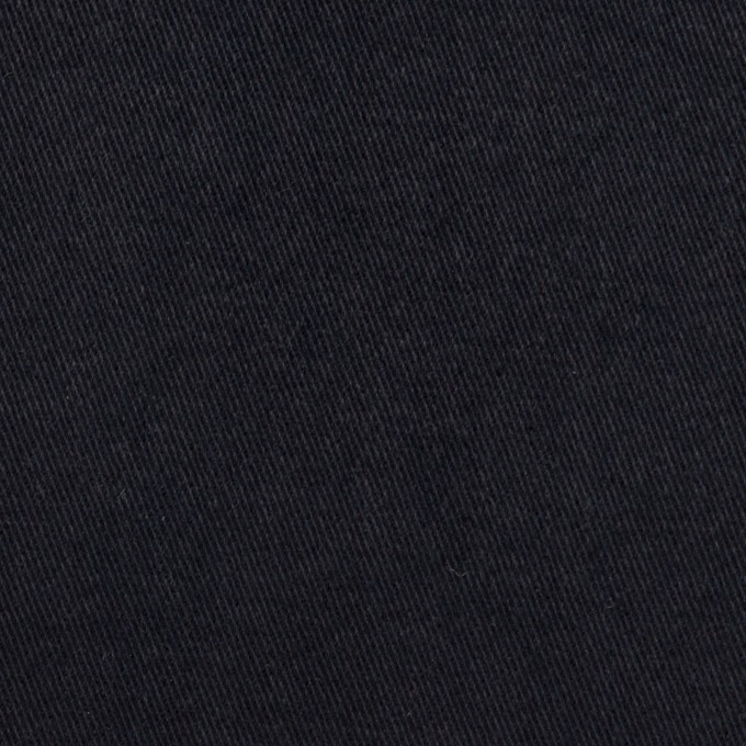 コットン×無地(ダークネイビー)×チノクロス・ワッシャー_全3色 イメージ1