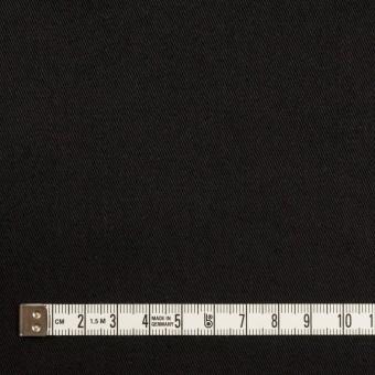 コットン×無地(ブラック)×チノクロス・ワッシャー_全3色 サムネイル4