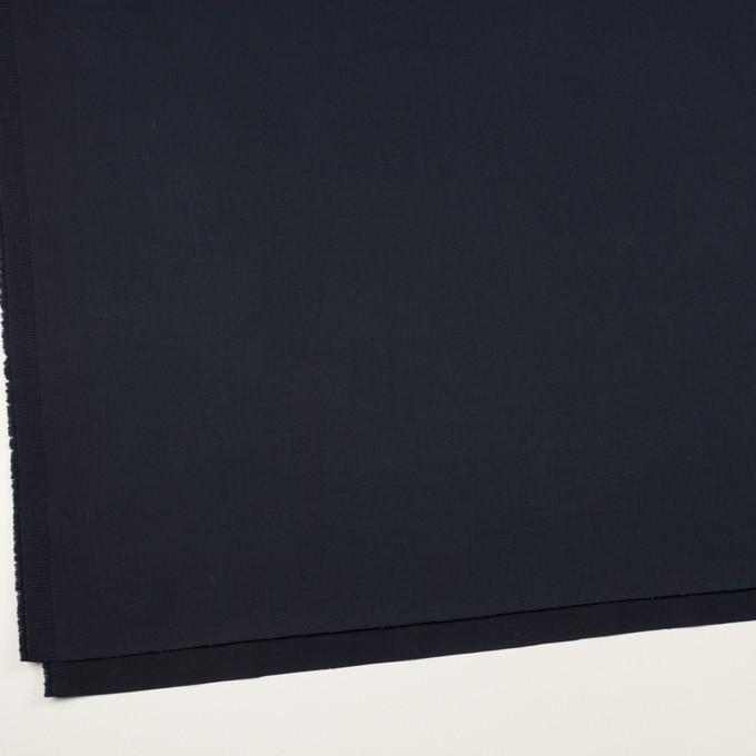 コットン&ポリウレタン×無地(ネイビー)×チノクロス・ストレッチ_全2色 イメージ2