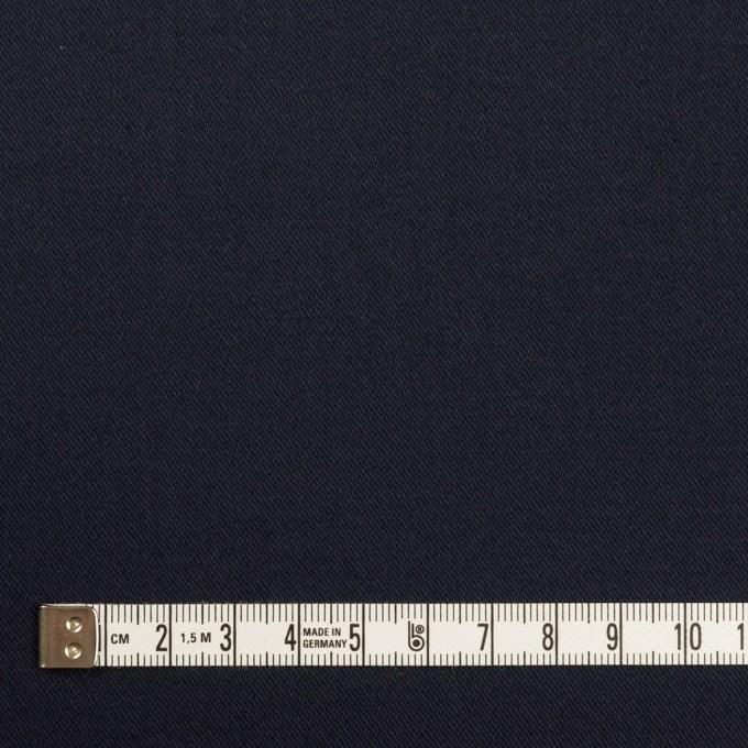 コットン&ポリウレタン×無地(ネイビー)×チノクロス・ストレッチ_全2色 イメージ4