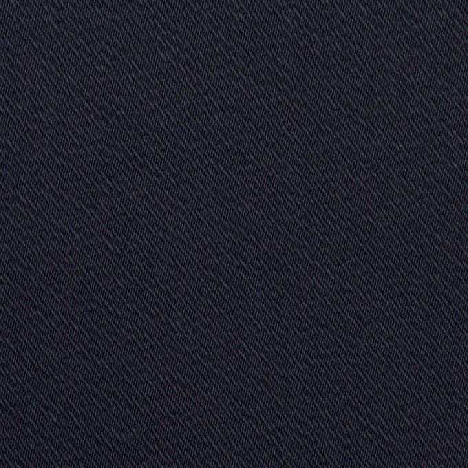 コットン&ポリウレタン×無地(ネイビー)×チノクロス・ストレッチ_全2色 イメージ1