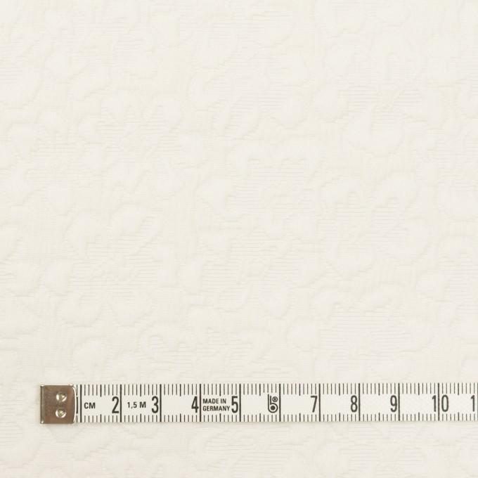 ポリエステル×フラワー(ミルク)×フクレジャガード_全2色 イメージ4