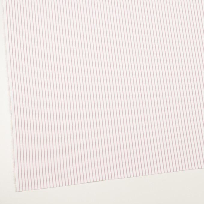 コットン×ストライプ(レッド)×ジャガード_全2色 イメージ2