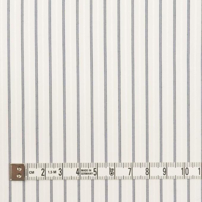 コットン&ポリエステル×ストライプ(グレー)×ジャガード イメージ4