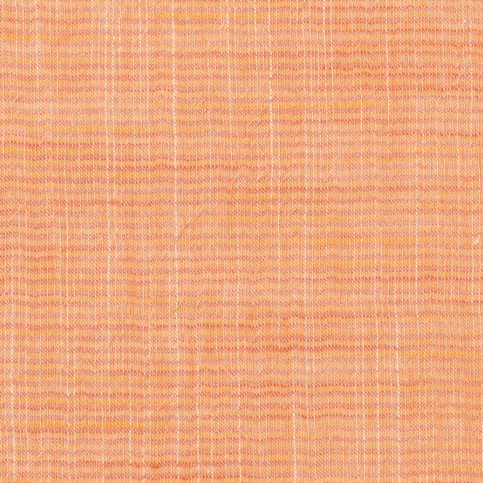 コットン&テンセル×ミックス(オレンジ)×ヨウリュウ_全4色 イメージ1