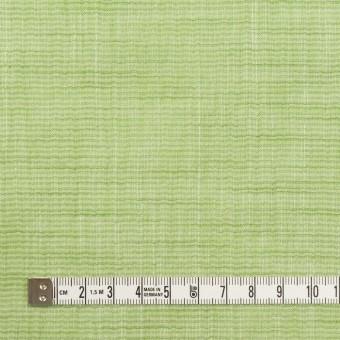 コットン&テンセル×ミックス(フレッシュグリーン)×ヨウリュウ_全4色 サムネイル4