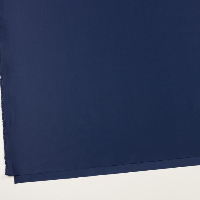 コットン×無地(ネイビー)×サテン_全6色 イメージ2