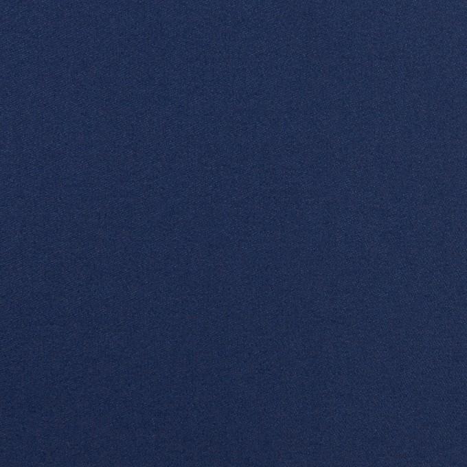 コットン×無地(ネイビー)×サテン_全6色 イメージ1