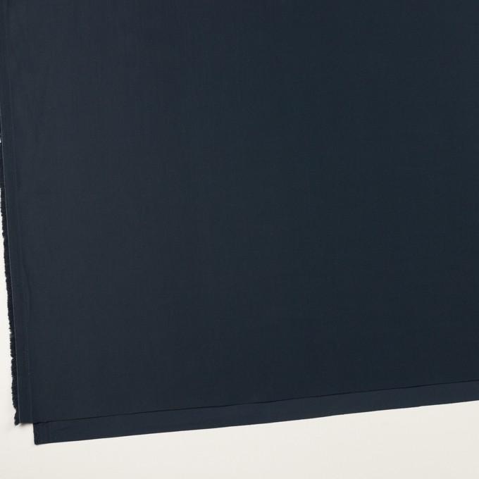 コットン×無地(ダークネイビー)×サテン_全6色 イメージ2
