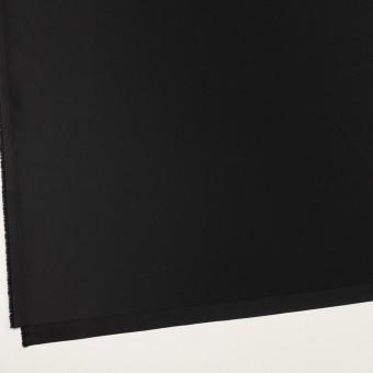 コットン×無地(ブラック)×サテン_全6色 サムネイル2
