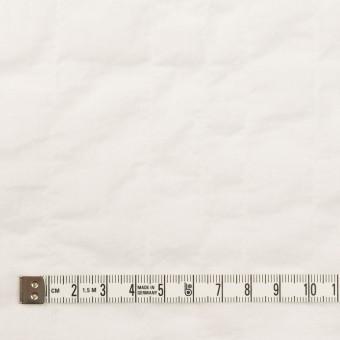 コットン&テンセル混×無地(ホワイト)×ボイルシャーリング サムネイル4