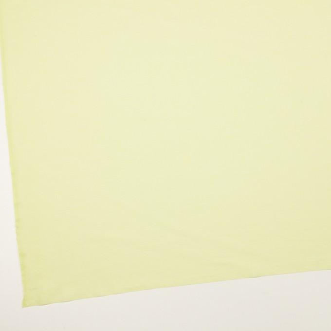 コットン×無地(レモンイエロー)×ボイル_全2色 イメージ2