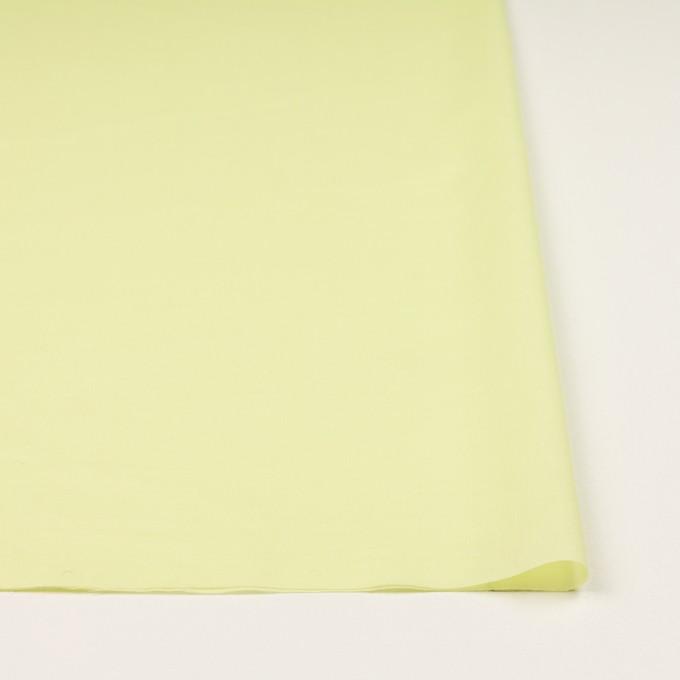 コットン×無地(レモンイエロー)×ボイル_全2色 イメージ3