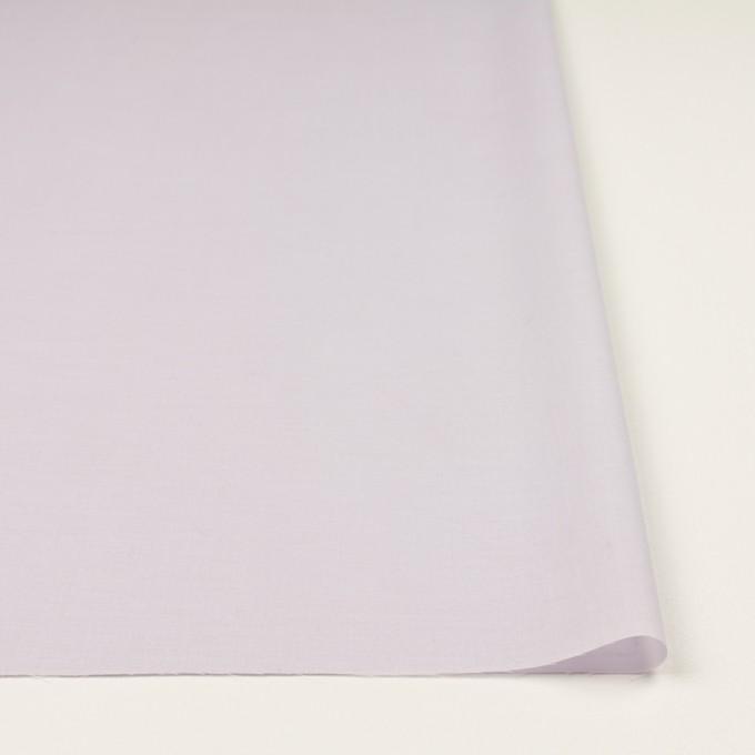 コットン×無地(ラベンダー)×ボイル_全2色 イメージ3